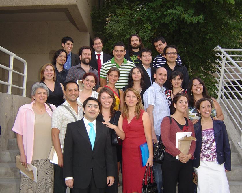 Graduación Diplomado 2007